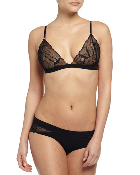 Commando Love and Lust Lace Bralette