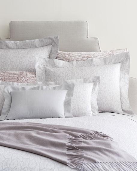 Annie Selke Luxe Pitone Bedding