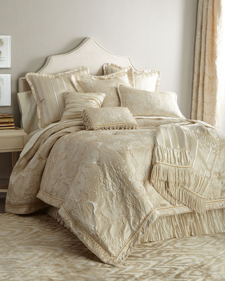 Austin Horn Collection King Charlotte Comforter