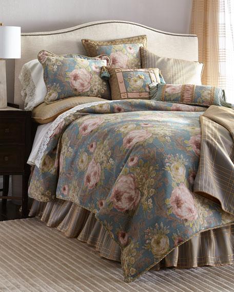 Sweet Dreams King Florabundance Duvet Cover