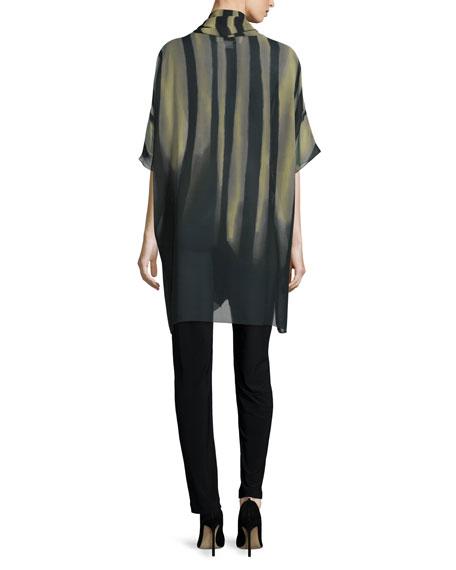 Plus Size Knit Tunic/Tank