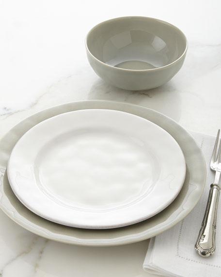 Puro Whitewash Dinner Plate