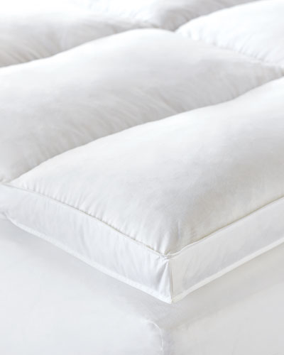Allendale Faux-Down Mattress Toppers