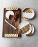 Michael Wainwright Truro Canape Plates, Set of 4