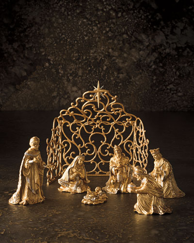 Golden Nativity