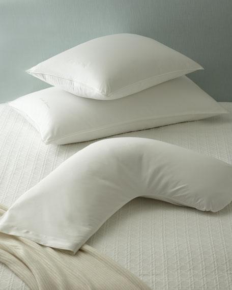 """The Pillow Bar King Down Pillow, 20"""" x 36"""""""