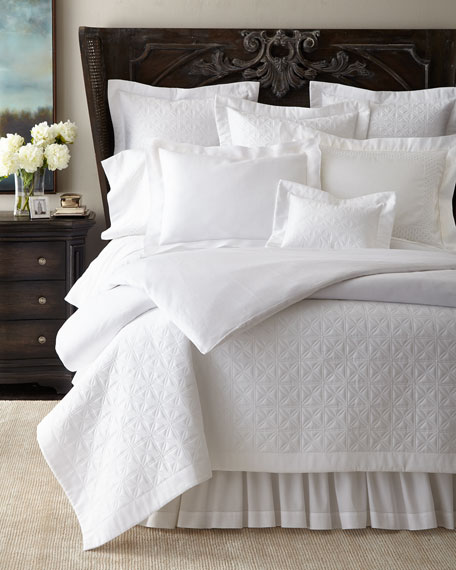 King 300 Thread Count Avalon Flat Sheet