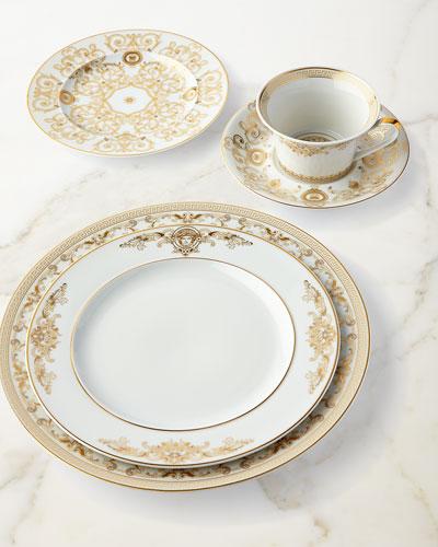 Medusa Gala Salad Plate and Matching Items