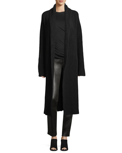 Naido Brushed Stretch Cashmere Midi Cardigan  and Matching Items