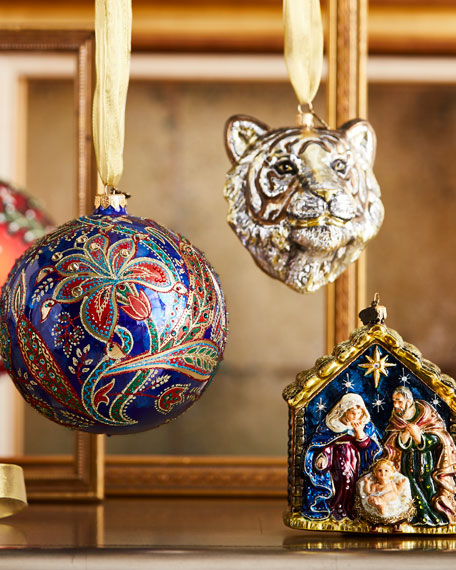 Jay Strongwater Medium Ornament Stand