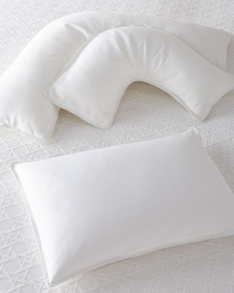 """The Pillow Bar Travel/Boudoir Down Pillow, 12"""" x 16"""""""