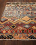 Image 3 of 4: Noam Earth Hand-Knotted Rug, 6' x 9'