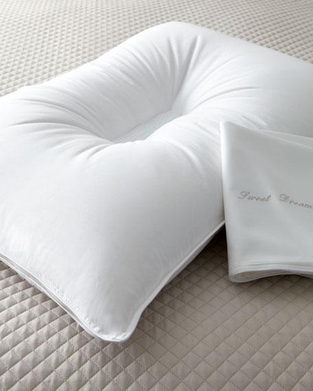 """The Pillow Bar King Slumberlicious Back Sleeper Pillow, 20"""" x 36"""""""