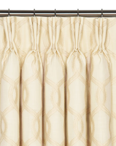 Gresham Pinch Pleat Curtain Panel  108L and Matching Items