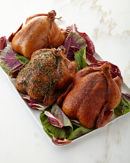 Alewel's Country Meats Cured & Smoked Chickens, Set of 2