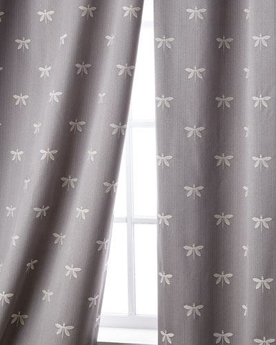 Imperial Dragonfly Curtain  96L  and Matching Items