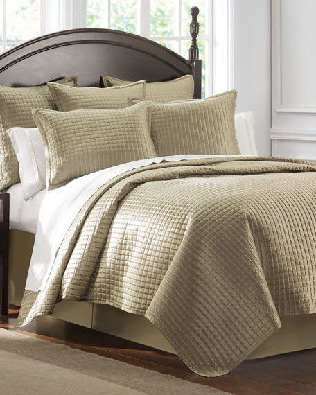 Waterford Crystal Queen Quilt