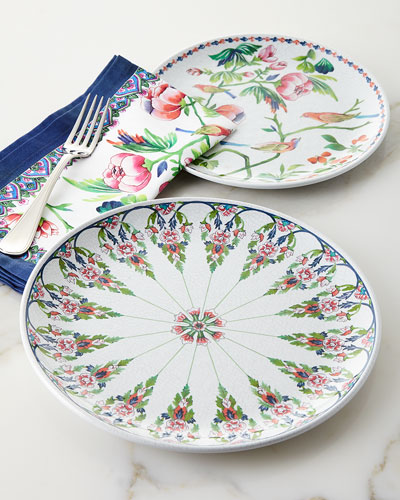 Lalana Floral Dinner Plate and Matching Items