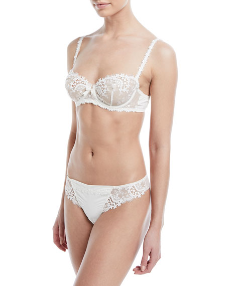 Wish Lace Demi Cup Bra
