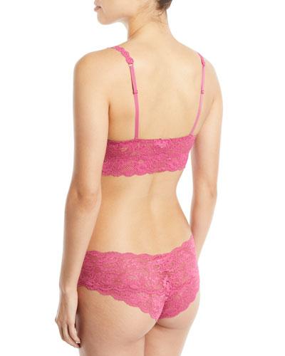 lace panties hook Spanx bikini up