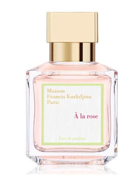 Maison Francis Kurkdjian À la rose Eau de Parfum, 2.4 oz./ 70 mL