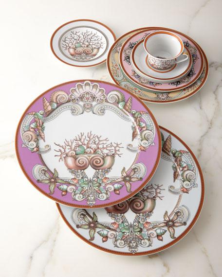 Versace Etoiles de la Mer Bread & Butter Plate