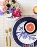 Vietri Melagrana Salad Plate