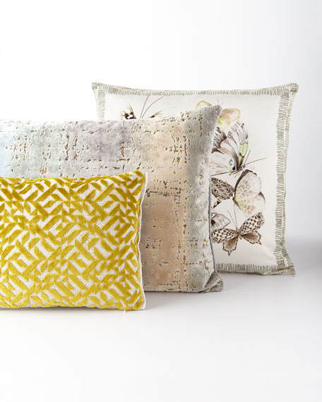 Designers Guild Papillons Shell Pillow