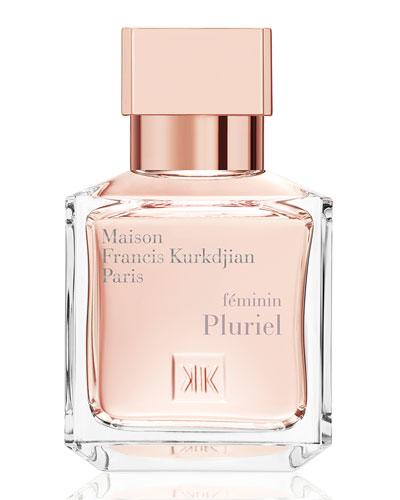 féminin Pluriel Eau de parfum  2.4 oz./ 70 mL and Matching Items