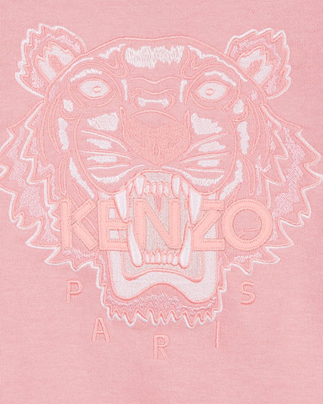 Kenzo Tiger Face Icon Sweatshirt, Sizes 2-6