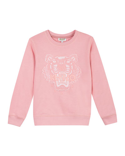 Tiger Face Icon Sweatshirt  Sizes 2-6  and Matching Items