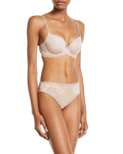 Perfection Lace Contour Underwire Bra and Matching Items