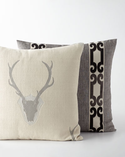 Buck Toss Pillow  and Matching Items