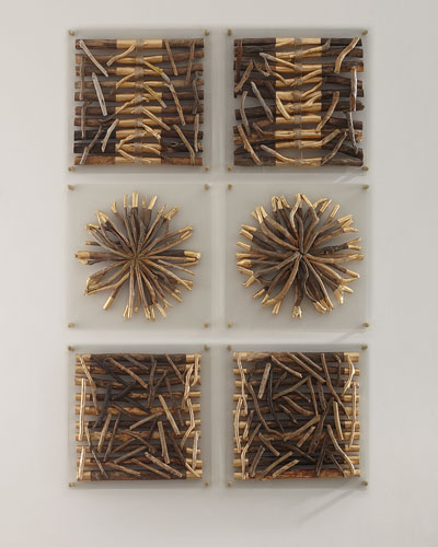 Acrylic Driftwood Wall Dcor  and Matching Items
