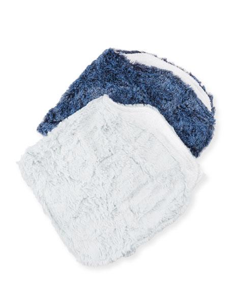 Swankie Blankie Riley Hooded Towel, Blue