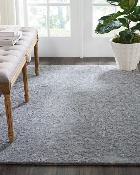 NourCouture Shande Hand-Tufted Rug, 10' x 14'