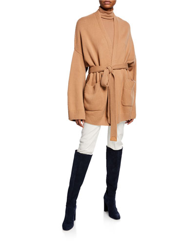 Featherweight Cashmere Turtleneck Sweater and Matching Items