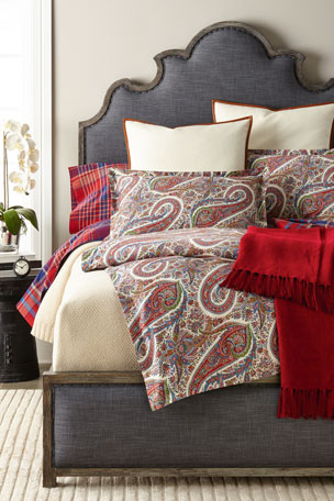 Ralph Lauren Home Ariel Full/Queen Blanket