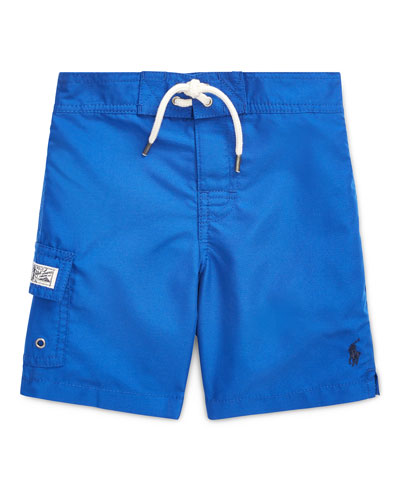 Kailua Wet-to-Dry Swim Trunks  Size 2-4  and Matching Items