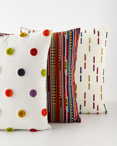 Makeover Pillow  and Matching Items