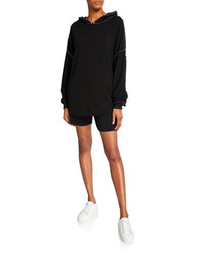 Boy Face Stitched Sweatshirt and Matching Items
