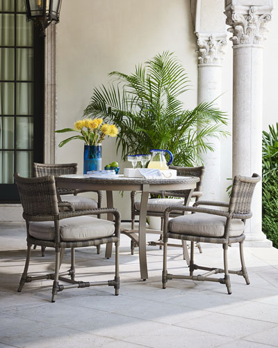 Oasis Round Dining Table and Matching Items