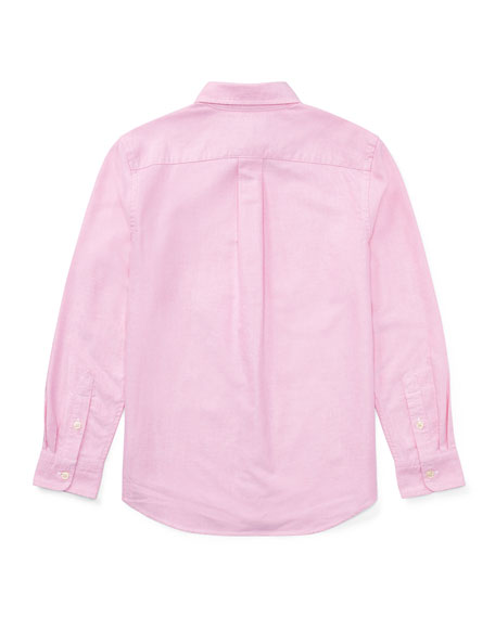 Ralph Lauren Childrenswear Oxford Sport Shirt, Size 2-4