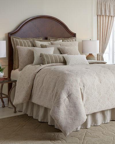Laurenza 4-Piece Queen Comforter Set  and Matching Items