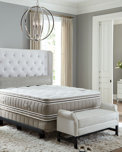 Saint Michele Oxford Collection California King Mattress and Matching Items