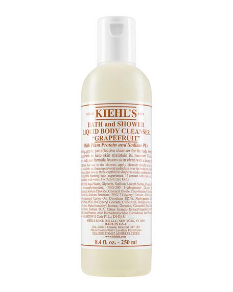 Kiehl's Since 1851 Grapefruit Bath & Shower Liquid Body Cleanser, 33.8 oz.