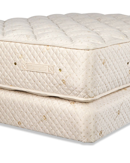 Royal-Pedic Dream Spring Ultimate Plush King Mattress Set