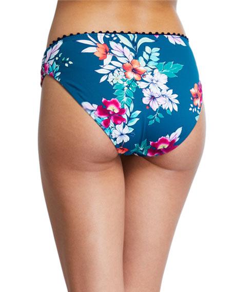 Tommy Bahama Floral Springs Reversible Hipster Bikini Bottom
