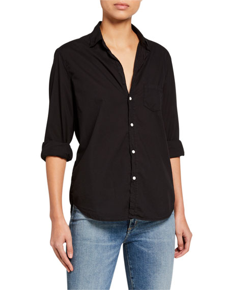 Frank & Eileen Long-Sleeve Button-Down Cotton Shirt