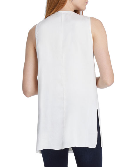 Image 4 of 4: NIC+ZOE Petite Central Sleeveless Top